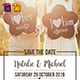 Wedding Save The Date Vol. 5 - GraphicRiver Item for Sale