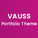 VAUSS - Portfolio and Personal Services WordPress Theme