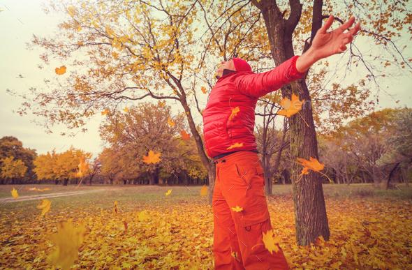 Autumn season - Stock Photo - Images