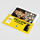 Yellow Catalog Template - GraphicRiver Item for Sale