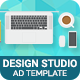 Professional Services | Design Studio Banner (PS012)