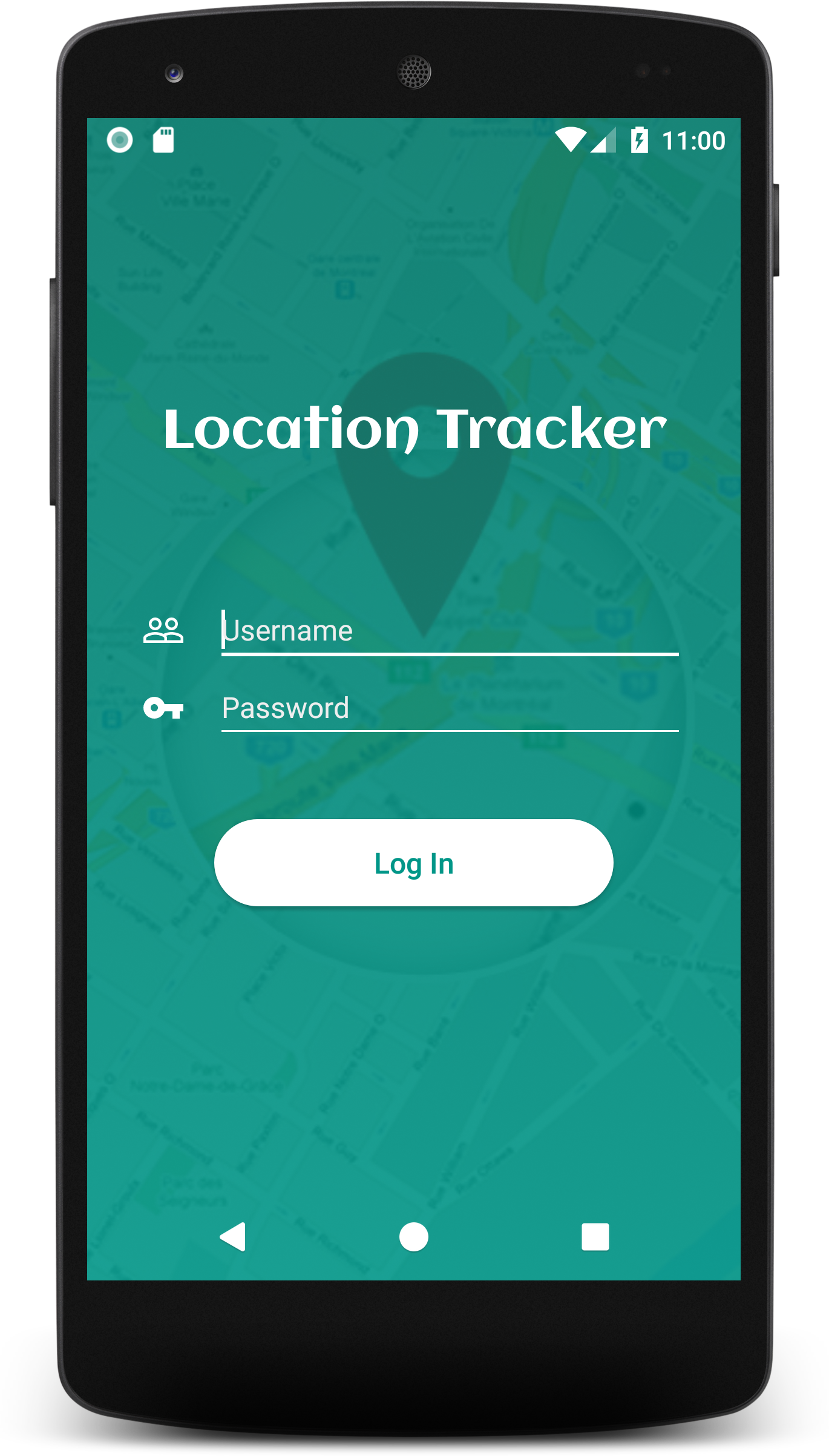 Live Tracking System android app in Pakistan