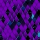 Background of Purple Blue Shiny Rombus - VideoHive Item for Sale