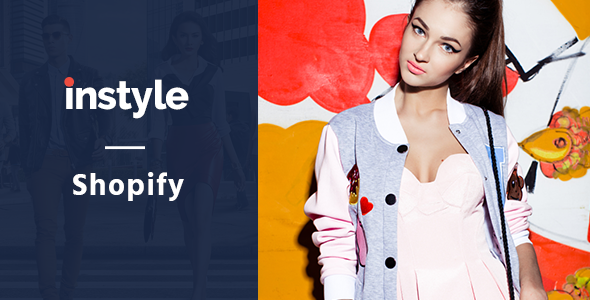 Image of Instyle - Responsive Shopify Theme