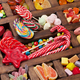 Colorful sweets box - PhotoDune Item for Sale