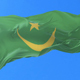 Flag of Mauritania Waving - VideoHive Item for Sale