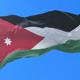 Flag of Jordan Waving - VideoHive Item for Sale