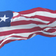 Flag of Liberia Waving - VideoHive Item for Sale