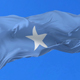Flag of Somalia Waving - VideoHive Item for Sale