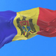 Flag of Moldova Waving - VideoHive Item for Sale