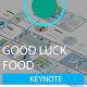 Good Luck Food Keynote Templates - GraphicRiver Item for Sale