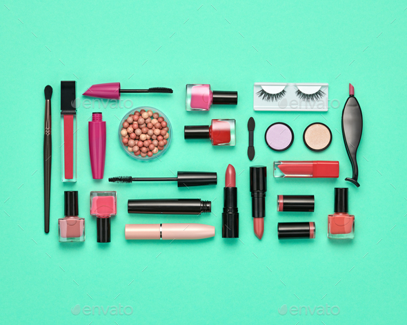 Beauty Products - Stock Photo - Images