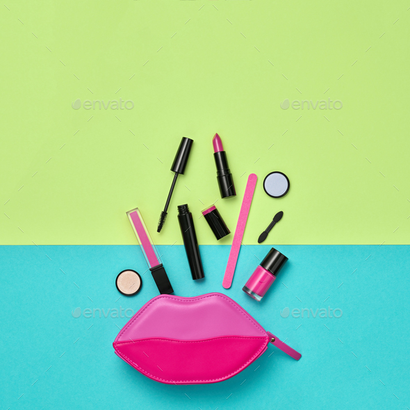 Makeup - Stock Photo - Images