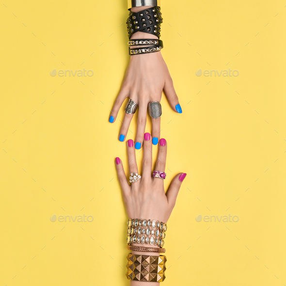 Female hand - Stock Photo - Images