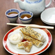 sesame wafer prawn rolls, chinese dim sum - PhotoDune Item for Sale