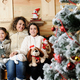 christmas family portrait - PhotoDune Item for Sale