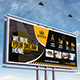 Construction Billboard Template
