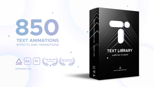 Text Library - Handy Text Animations