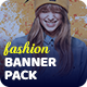 Social Media Fashion Banner Pack - GraphicRiver Item for Sale