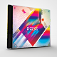 Diamond in Colors CD/DVD Photoshop Template