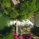 Aerial View of Mountain River in Summer - VideoHive Item for Sale