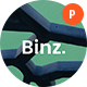 Binz. Powerpoint Template - GraphicRiver Item for Sale
