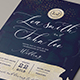 Glitter Wedding Invitation - GraphicRiver Item for Sale
