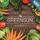 The Greensun Keynote Presentation Template
