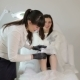 Beautician Prepare Woman's Legs for Depilation. - VideoHive Item for Sale