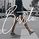 Berrta Signature Typeface - GraphicRiver Item for Sale