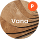 Vana PowerPoint Template - GraphicRiver Item for Sale