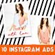 Instagram Fashion Banner #11 - GraphicRiver Item for Sale