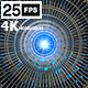 In Chandelier 07 4K - VideoHive Item for Sale