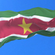 Flag of Suriname Waving - VideoHive Item for Sale