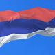Flag of Republika Srpska Waving - VideoHive Item for Sale