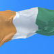 Flag of Ivory Coast or Côte d'Ivoire Waving - VideoHive Item for Sale