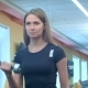 Woman Doing a Workout with Dumbbells at the Gym - VideoHive Item for Sale