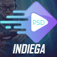 Indiega - Gaming PSD Template - ThemeForest Item for Sale