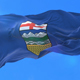 Flag of Canadian Province of Alberta - VideoHive Item for Sale