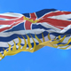 Flag of Canadian Province of British Columbia - VideoHive Item for Sale