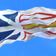 Flag of Canadian Province of Newfoundland and Labrador - VideoHive Item for Sale