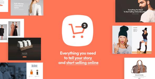 Shopkeeper - eCommerce WP Theme for WooCommerce - WooCommerce eCommerce