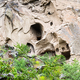 rock-cut caves in Ihlara Valley in Cappadocia - PhotoDune Item for Sale