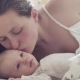 Beautiful Young Mother Smile and Kiss Her Newborn Child - VideoHive Item for Sale