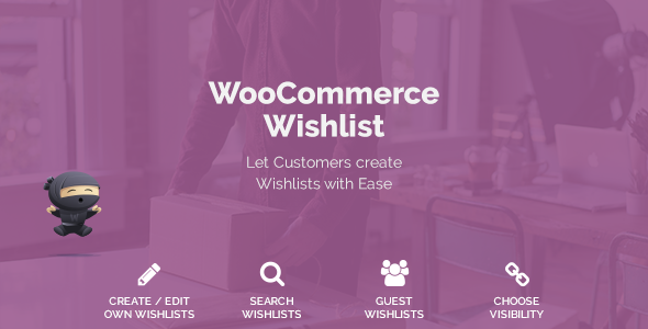 WooCommerce Wishlist            Nulled