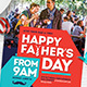 Father's Day Flyer Templates - GraphicRiver Item for Sale