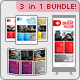 Corporate Bundle 3 In 1 - GraphicRiver Item for Sale