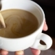 Pouring Cream Into Cup of Coffee - VideoHive Item for Sale