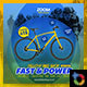 Bike Banner - GraphicRiver Item for Sale