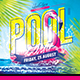 Pool Party Flyer/Poster - GraphicRiver Item for Sale